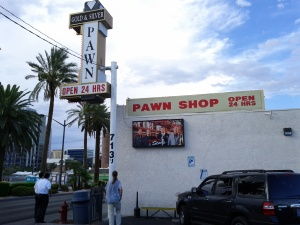 "The world famous pawn shop from ""Pawn Stars"" in Las Vegas, NV."