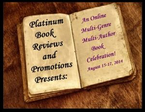 Marilyn Vix will be featured author at the Platinum Book Reviews Multi-Genre/Author Book Celebration