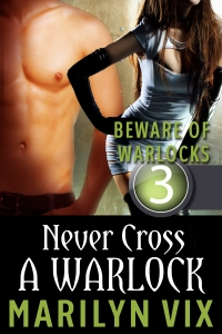 Never Cross A Warlock official release date is March 25, 2015. Available for preorder on Smashwords.com.