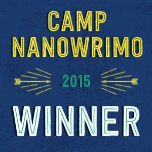 Winner of April CampNaNo 2015