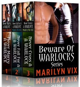 Beware of Warlocks Box Set releases Oct. 26, 2015!