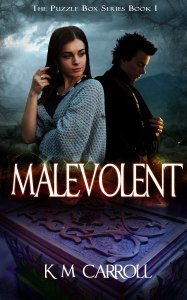 Malevolent is available on Amazon. It is also a Kindle Unlimited title. http://www.amazon.com/Malevolent-Puzzle-Box-Book-1-ebook/dp/B00Z2FVAPW