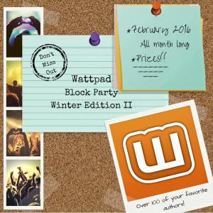 Wattpad Block Party Winter Edition