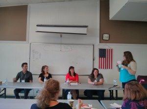 RWA Book Launch Panel May 2017