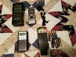 BasicParaInvestigatingEquipment